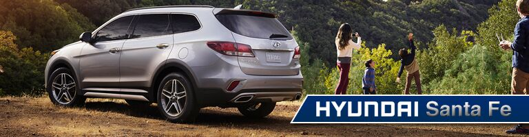 You May Also Like the 2018 Hyundai Santa Fe Exterior Driver Side Rear Nearby Family