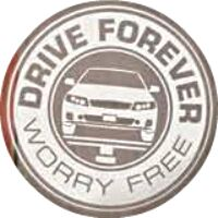 Drive Forever worry free