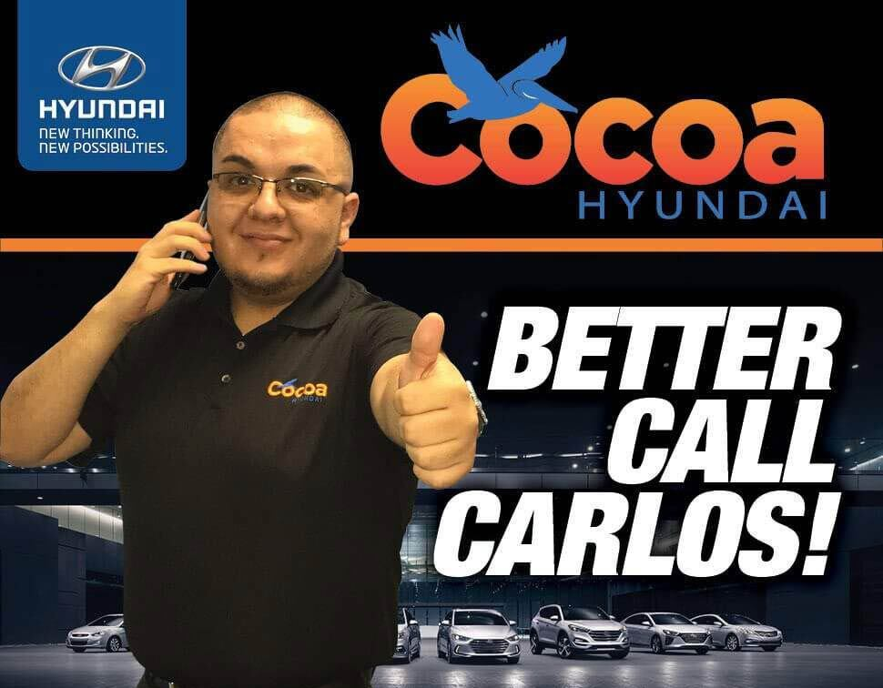 Call, Text or Email Carlos Lopez!