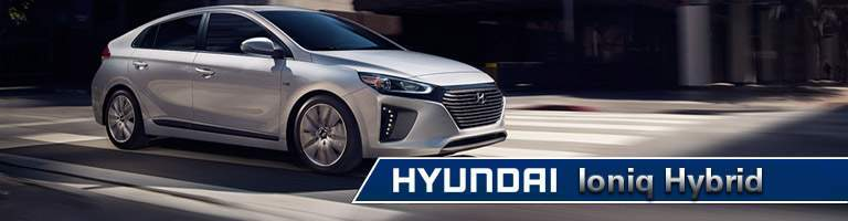 You May Also Like the 2018 Hyundai Ioniq Hybrid Exterior Passenger Side Front Profile