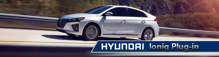 You May Also Like the 2018 Hyundai Ioniq Plug-in Hybrid Exterior Driver Side Front Profile