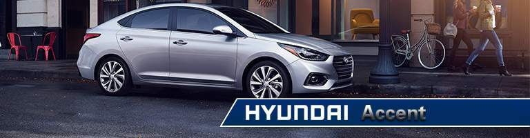 You May Also Like the 2018 Hyundai Accent Exterior Passenger Side Front