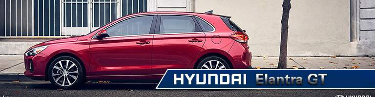 You May Also Like the 2018 Hyundai Elantra GT Exterior Driver Side Profile