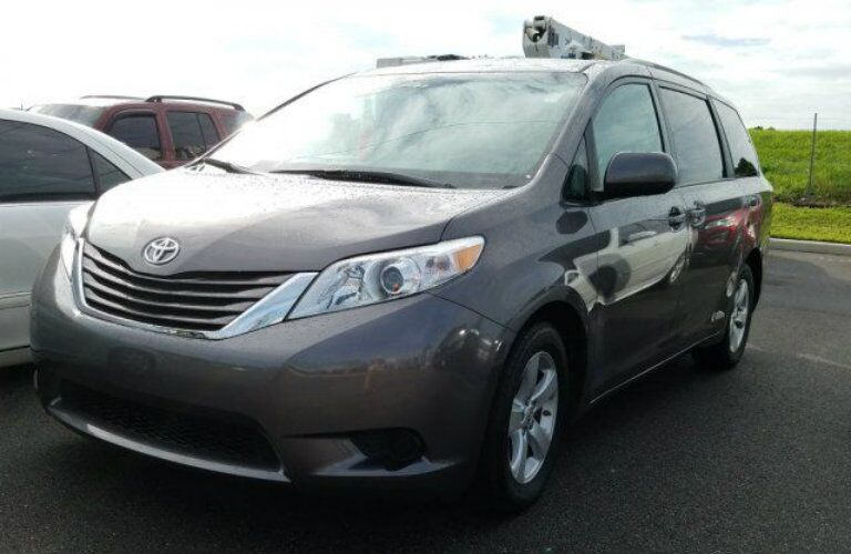 2017 Toyota Sienna at OkCarz