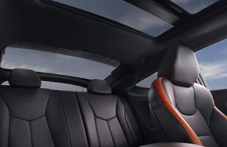 2017 Hyundai Veloster with sunroof