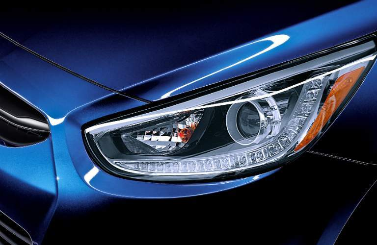2017 accent headlight design