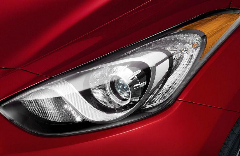 2017 Hyundai Elantra GT Melbourne FL headlight design