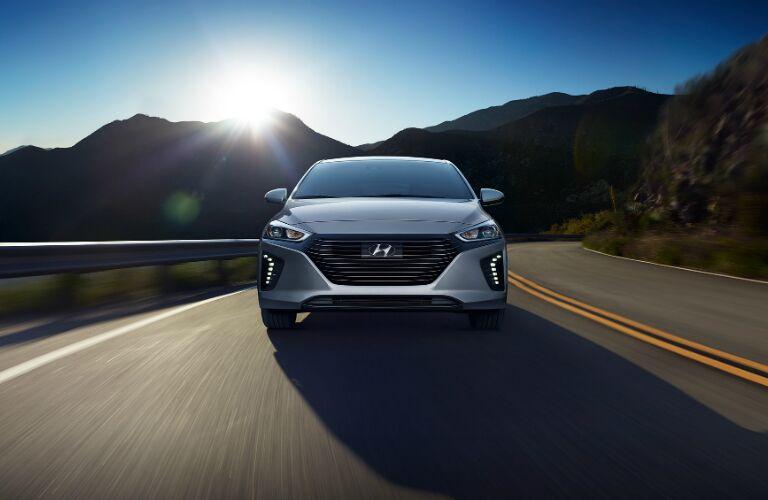 2017 Hyundai Ioniq Hybrid grille design