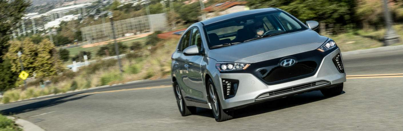 2018 Hyundai Ioniq Electric Melbourne FL