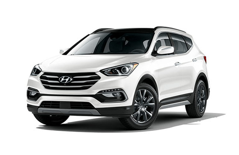 2018 hyundai truck. Delighful Truck 2018 Santa Fe Sport In White Throughout Hyundai Truck