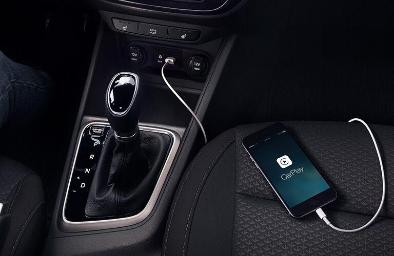 Smartphone in 2019 Hyundai Accent