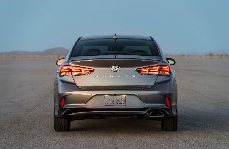 2019 Hyundai Sonata Exterior Rear Fascia