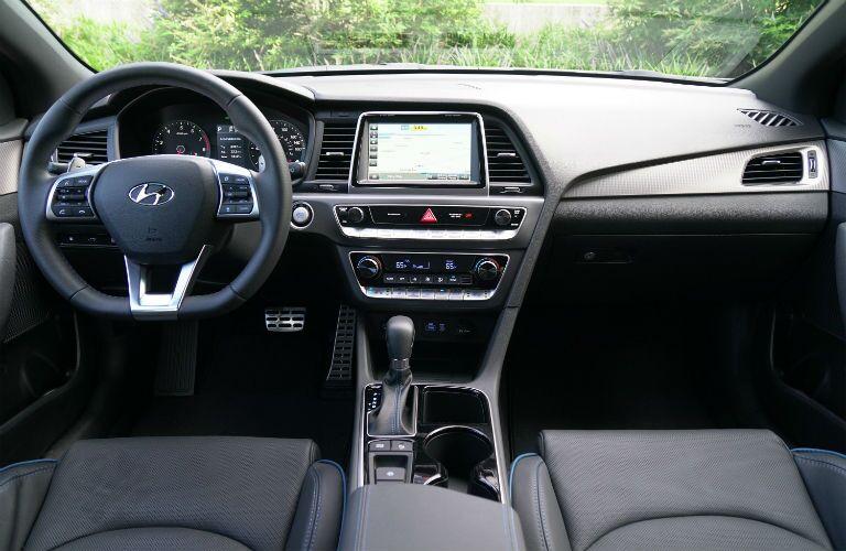 2019 Hyundai Sonata Interior Cabin Dashboard