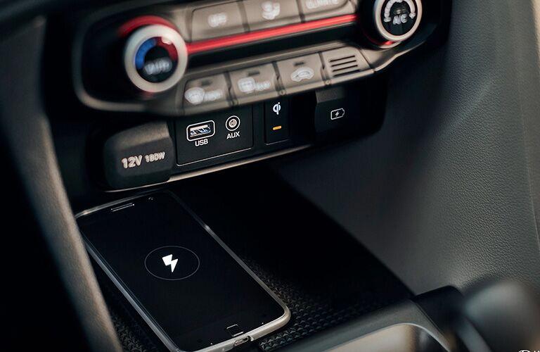 Phone in 2019 Hyundai Veloster