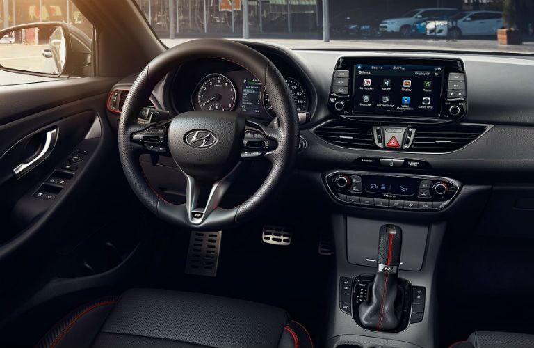 2019 Hyundai Elantra GT Interior Cabin Dashboard