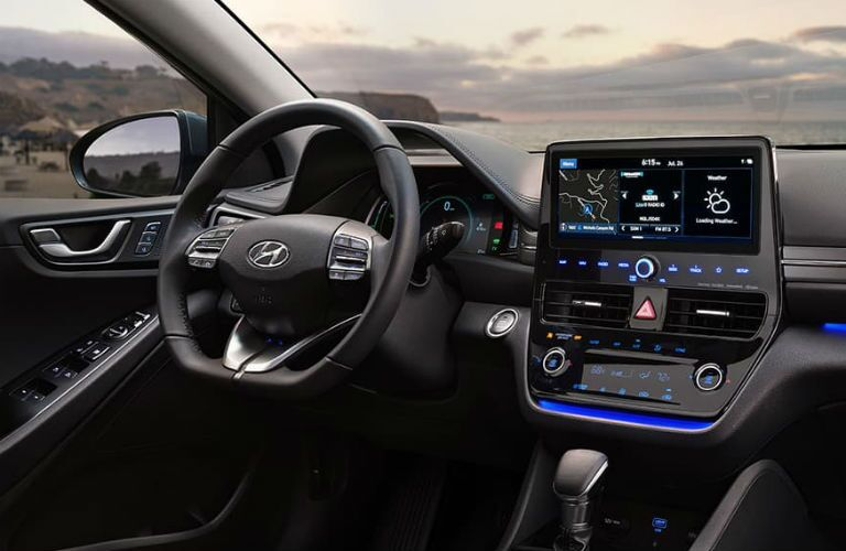 2020 Hyundai Ioniq Hybrid Interior Cabin Dashboard