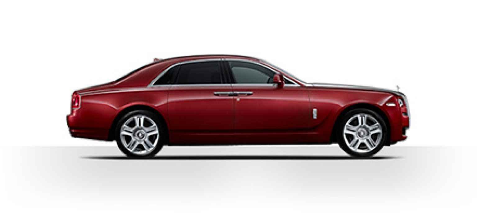 Rolls Royce Model Range Ghost Phantom Wraith Dawn