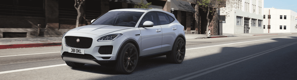 Jaguar E-PACE Performance Specs