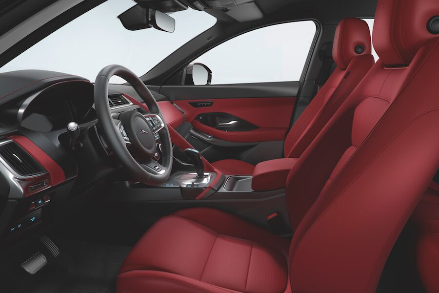 2018 Jaguar E-Pace Interior | Jaguar Ventura