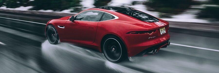 2018 Jaguar F-Type in Firenze Red
