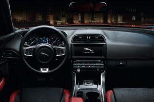 2018 Jaguar XE Luxurious Interior