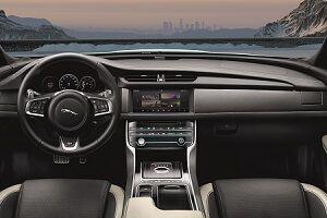 2018 Jaguar XF Impressive Interior Ingenuity