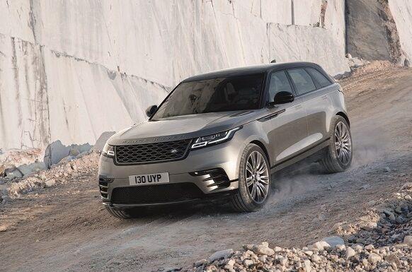 Range Rover Velar Engine Specs