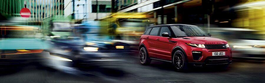 2018 Range Rover Evoque Features