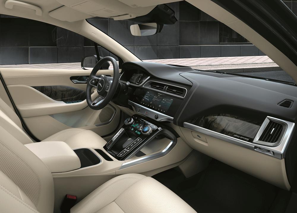 Jaguar I-PACE Technology Features