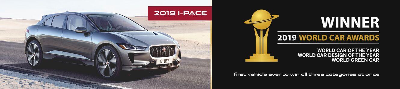 Jaguar I-PACE Awards