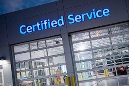 Certified Service Center | Jaguar Ventura