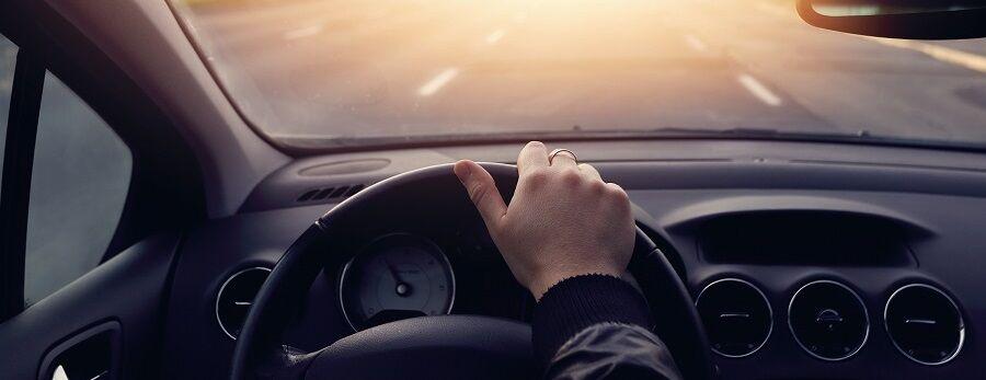 Jaguar Interior Driving