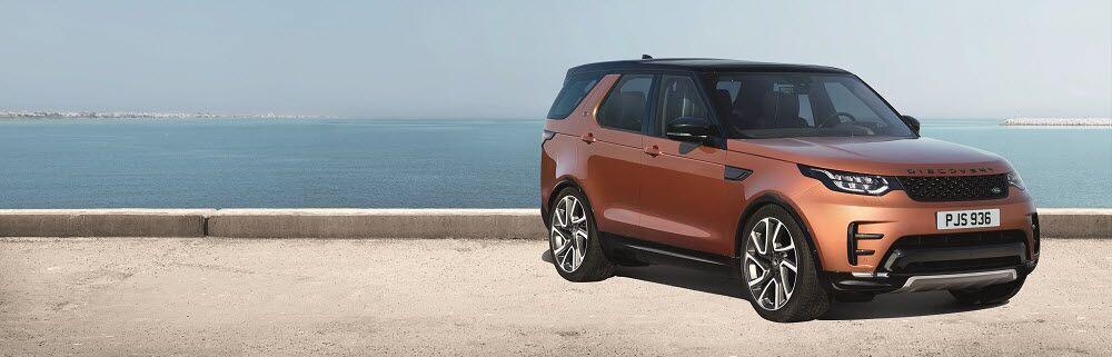 Land Rover Dealer near Santa Barbara CA