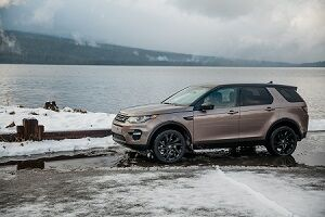 2018 Land Rover Discovery Sport at Land Rover Ventura