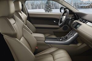 2018 Land Rover Discovery Interior Luxury