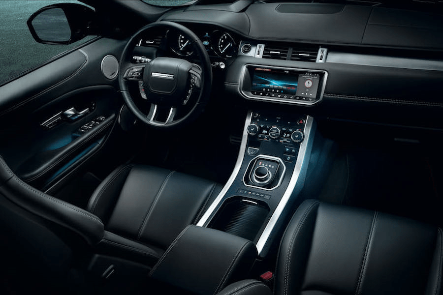 Range Rover Evoque Technology Features