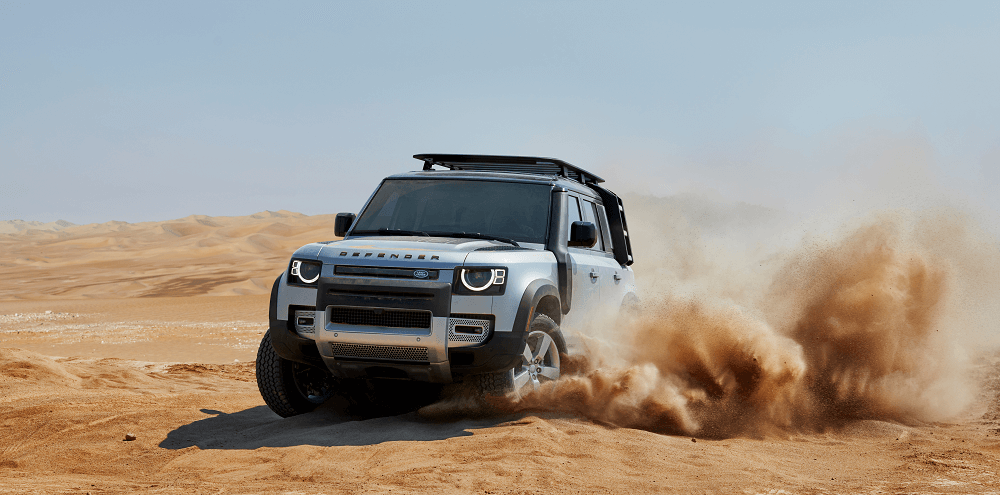 2020 Land Rover Defender Performance Specs
