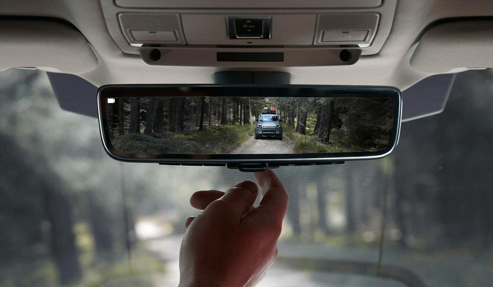 2020 Land Rover Defender Safety