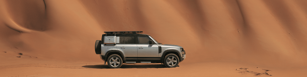 2020 Land Rover Defender in Sand
