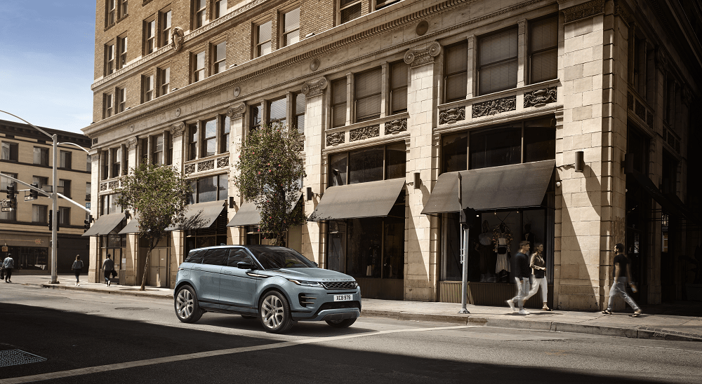 2020 Range Rover Evoque Engine Specs