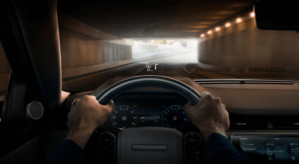 2020 Range Rover Evoque Safety
