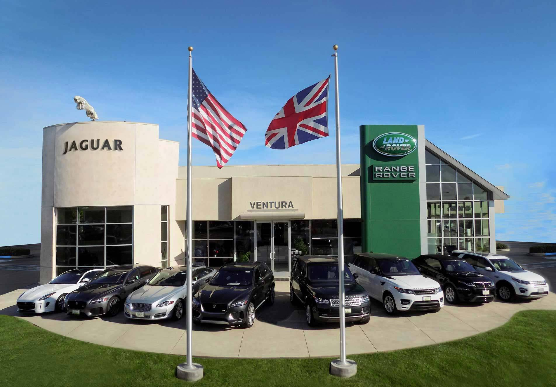 Land Rover Ventura Dealership