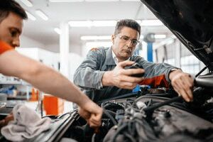 Reliable and Qualified Service Technicians