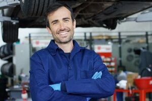 Certified Land Rover Technicians
