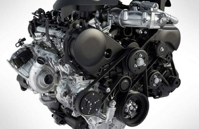 3.0L V6 Power Stroke® Diesel engine in 2018 Ford F-150