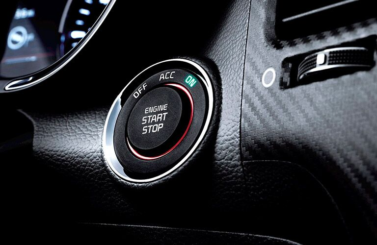 2016 Forte Koup SX push button start