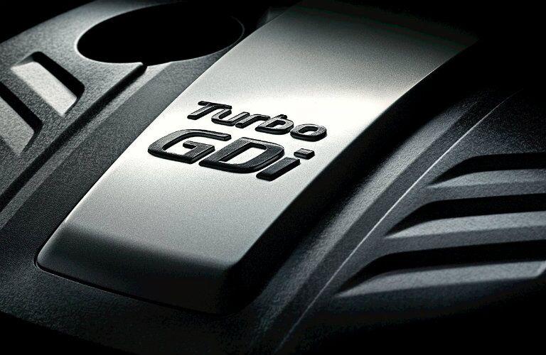 Forte Koup SX turbo engine