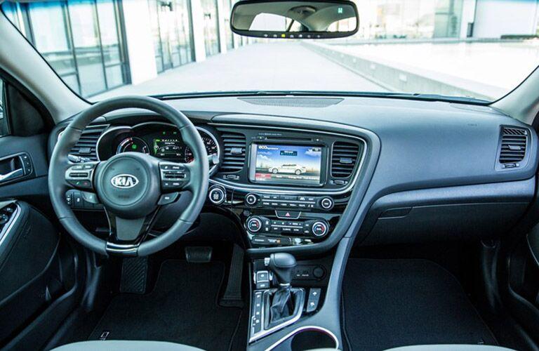 2016 Kia Optima Hybrid fuel economy  Frank Boucher Kia Racine WI