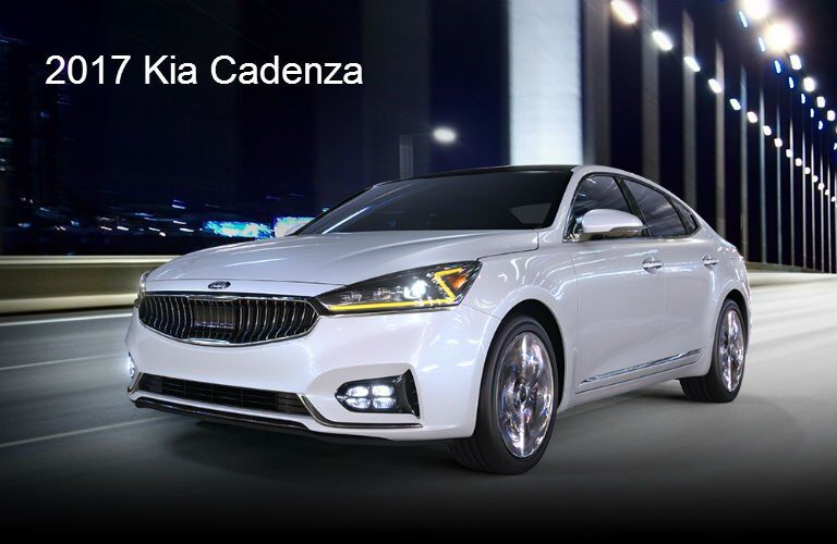 2017 Kia Cadenza Active Lifestyle Vehicle of the Year award