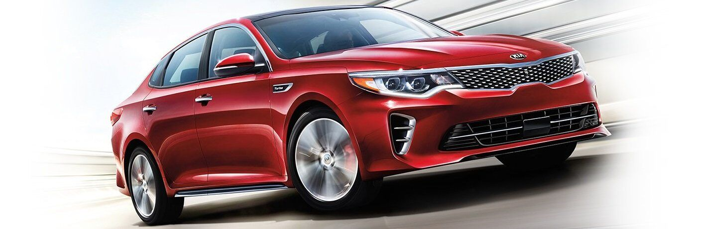 2017 Kia Optima sedan Racine WI